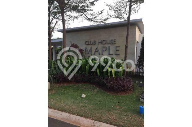 Dijual Rumah di Summarecon Bekasi Cluster Maple  3347476