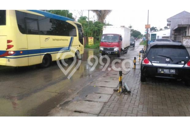 Tanah strategis untuk usaha Jalan Raya Bogor (Jampang) - BSD Sertifikat Hak 17341578