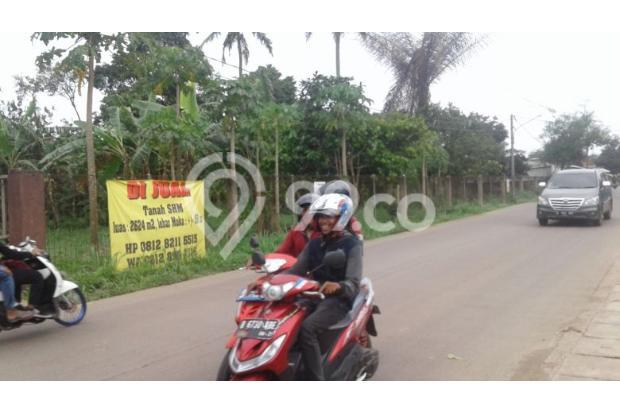 Tanah strategis untuk usaha Jalan Raya Bogor (Jampang) - BSD Sertifikat Hak 17341581