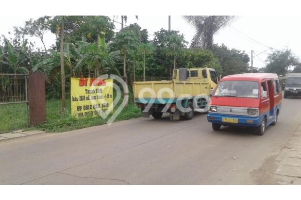 Tanah strategis untuk usaha Jalan Raya Bogor (Jampang) - BSD Sertifikat Hak 17341583