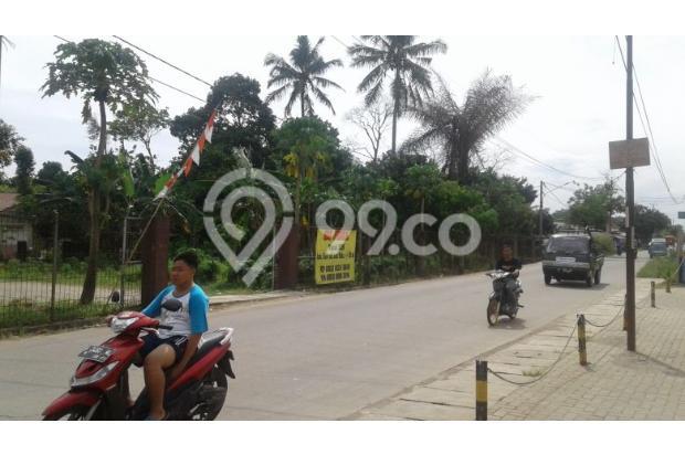 Tanah strategis untuk usaha Jalan Raya Bogor (Jampang) - BSD Sertifikat Hak 17341582