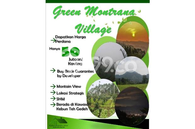 Tanah Kavling Murah di Puncak Jawa Barat Buy Back Guarantee By Developer 17794917