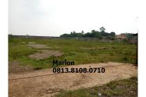 Dijual Tanah Komersial 1.8 ha di Cisauk. 10 menit dari Stasiun