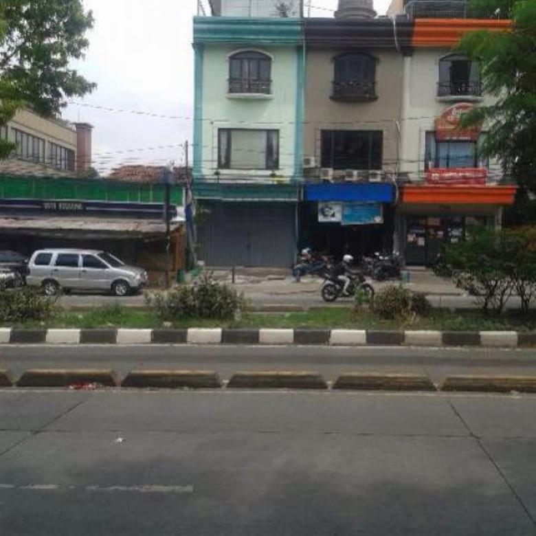 Dijual Cepat Ruko Strategis Pinggir Jalan Raya di Pejaten, Jakarta Selatan