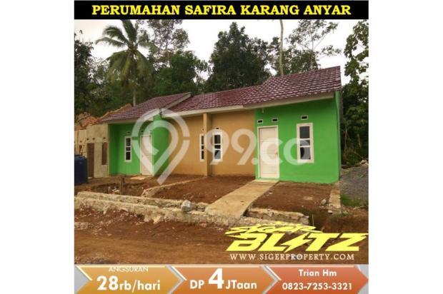 Rumah subsidi Murah di Karang Endah promo DP murah di Lampung 9488065