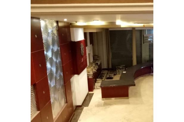 gedung serbaguna cocok untuk hotel tanah luas loaksi strategis