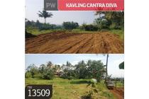 Kavling Cantra Diva, Bogor, 239,37 m², SHM