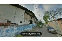 BU Jual Cepat Gudang dijual harga murah di Jl Jendral Sudirman Purwokerto