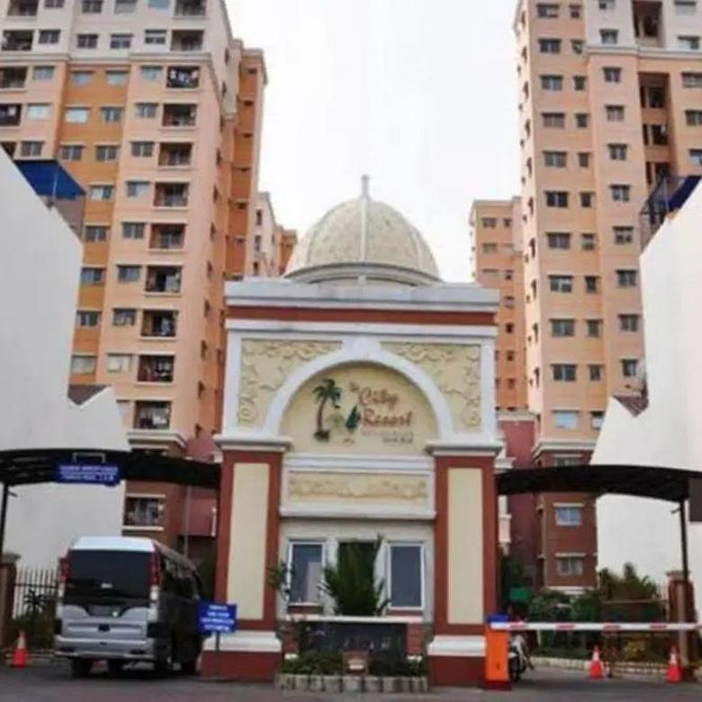 Apartemen City Resort, Bagus, Terawat dan Siap Huni