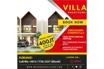 Villa 2 Lantai Pertama Di Puncak Dgn Fasilitas Smart Home