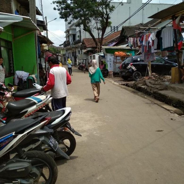 Rumah Tua Hitung Tanah dalam komplek Pasirluyu BKR Bandun