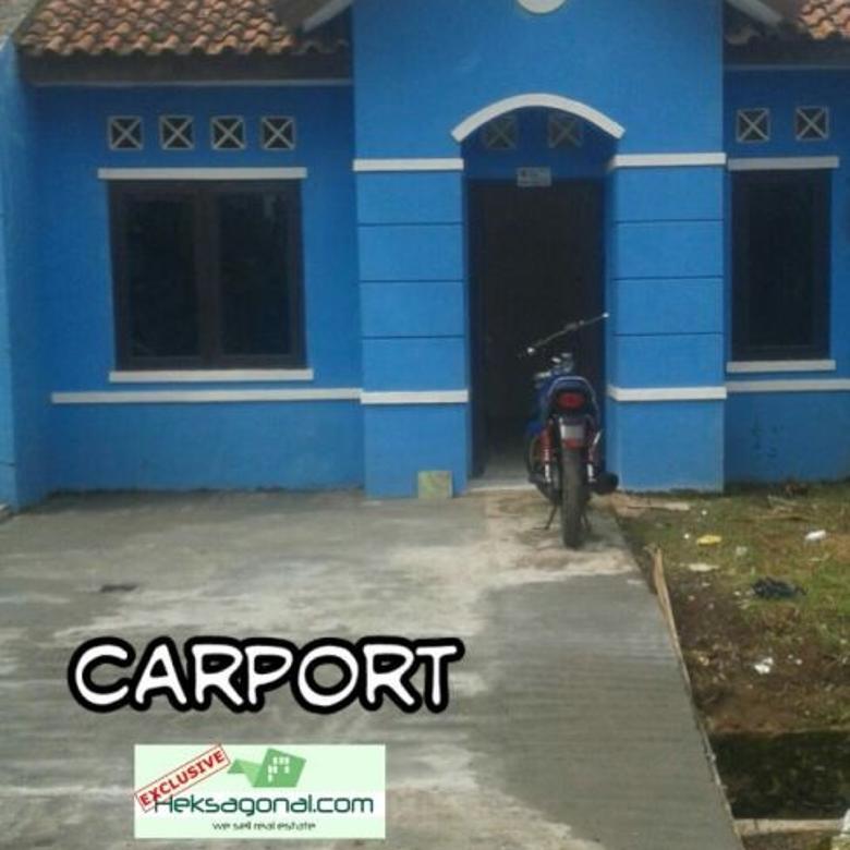 Dijual Rumah Perum Citra Graha Prima Jonggol Klapa Nunggal, Bogor hks5260