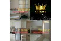 CITIHOME - Apartemen Educity Yale Full Furnish 2 Br View City