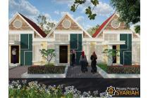 Rumah Murah Desain ala Eropa skema Syariah Dekat Tol Soroja Soreang Bandung