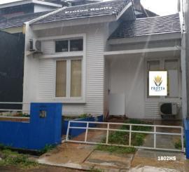 Rumah sudah renovasi di Cendana Residence
