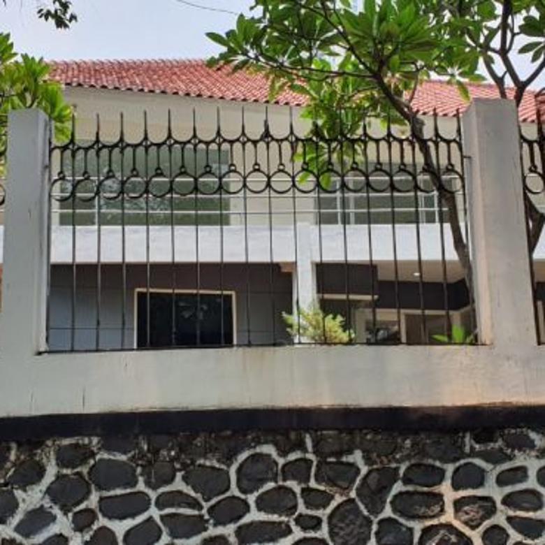 Rumah Hanya Hitung Tanah Di Jl Kerinci Kebayoran baru