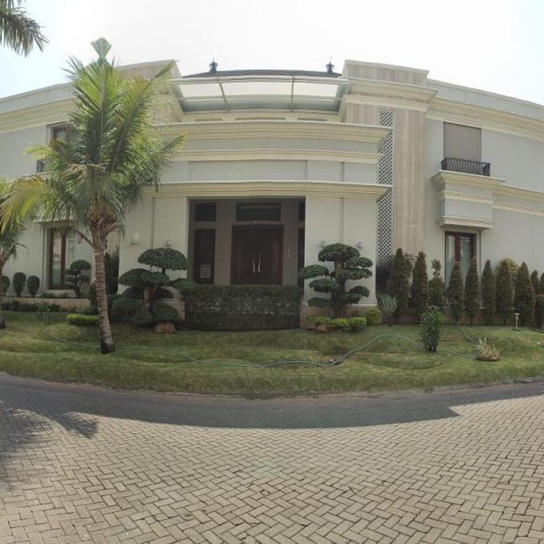 Rumah Mewah Villa Bukit Regency VBR Pakuwon