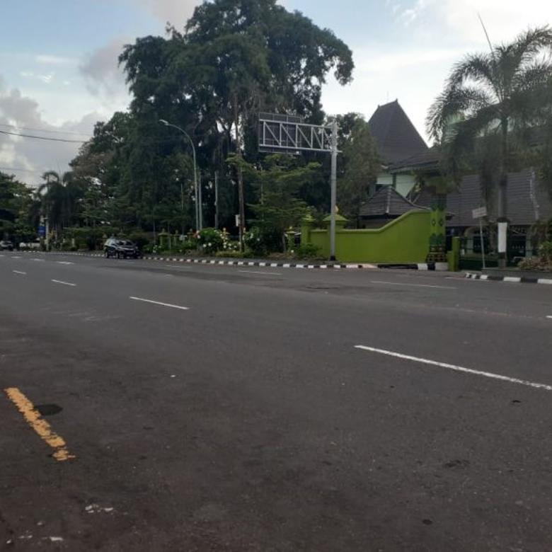 Tinggal Balik Nama, Tanah SHM Area Kodya Jogja, Dekat Bonbin