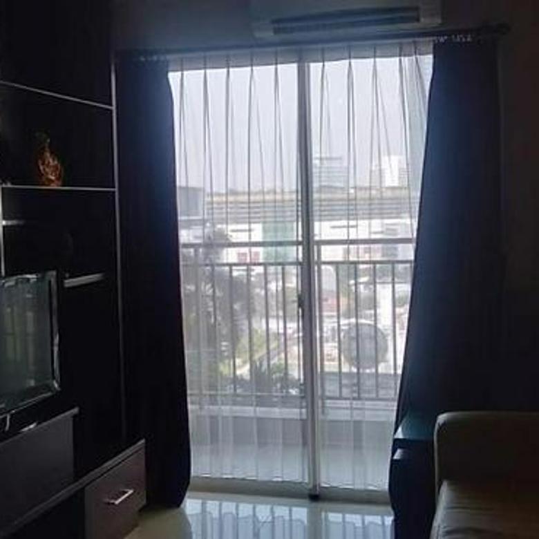 Apartemen Thamrin Residence 2BR Full Furnished Lantai Rendah