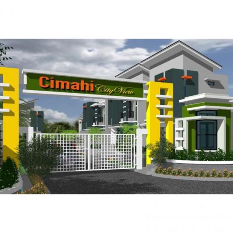 rumah vilas investasi menguntungkan puncak gunung cimahi utara kota bandung