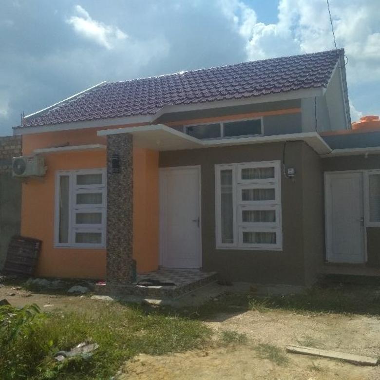 Rumah Type 36 Minimalis Modern Tanjung Selor