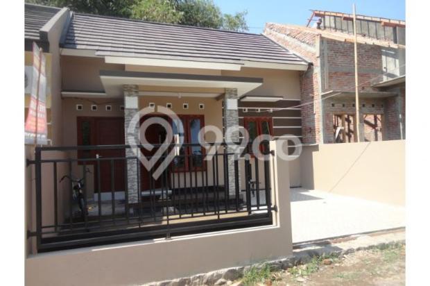 RUMAH DIJUAL: Rumah Baru Dalam Cluster Di JL. Godean KM 6,5 Munggur, Sidomo 12470715