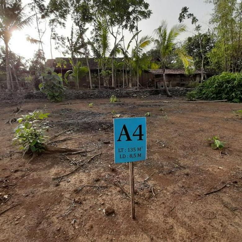 Tanah Murah 5 Menit dari Studio Gamplong Hanya 1 Jt-an
