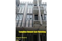 Rumah Proses Pembangunan di Bawah 1 M Termurah di Duri Kepa Bisa KPR