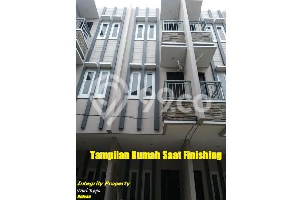 Rumah Proses Pembangunan di Bawah 1 M Termurah di Duri Kepa Bisa KPR 16208506