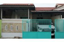 Dijual rumah type 45 lengkap dengan perabot T45/78 Kmr 2 WC 1