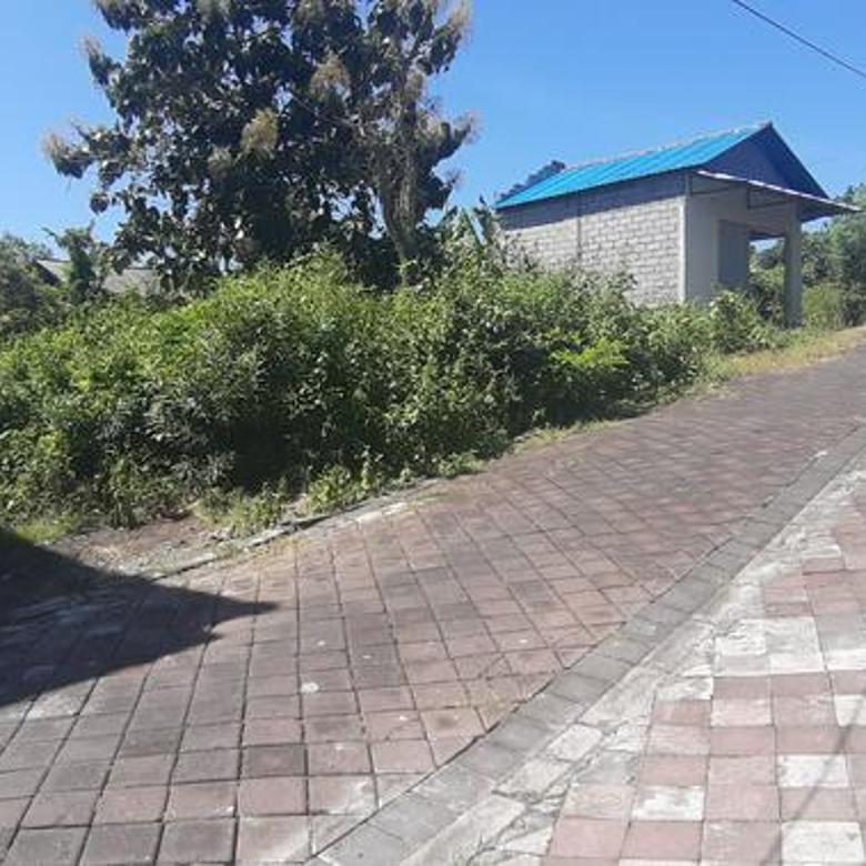 Tanah 4 are cocok untuk Villa lokasi Mumbul, Nusa Dua