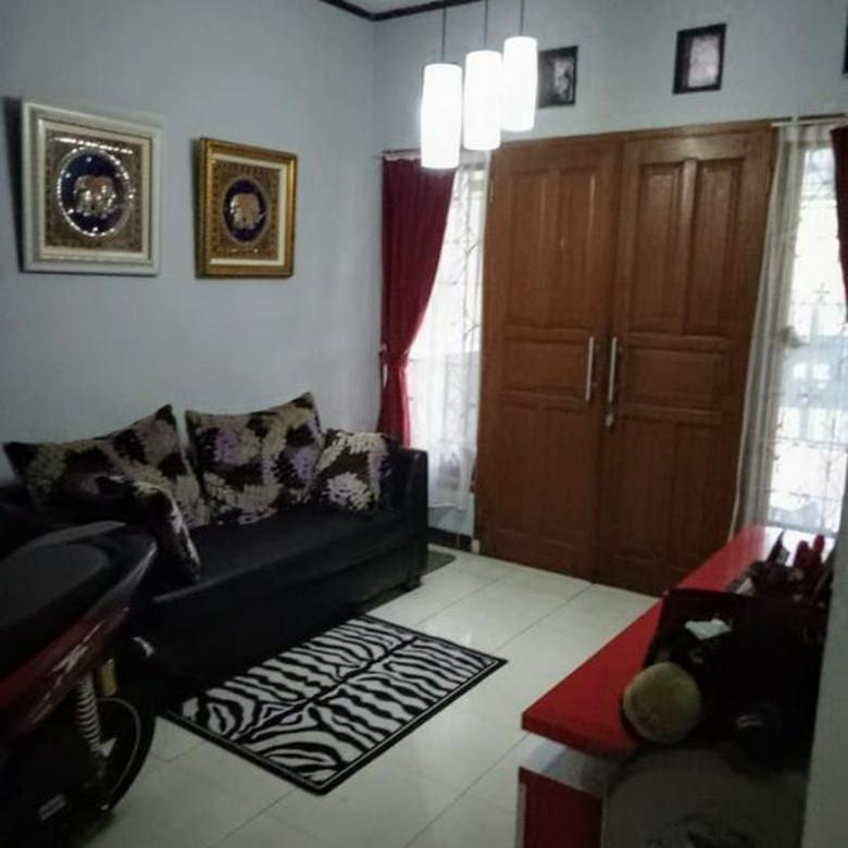 Rumah minimalis siap huni luas 6x15 90m type 3KT Pondok Kelapa Jakarta Timur