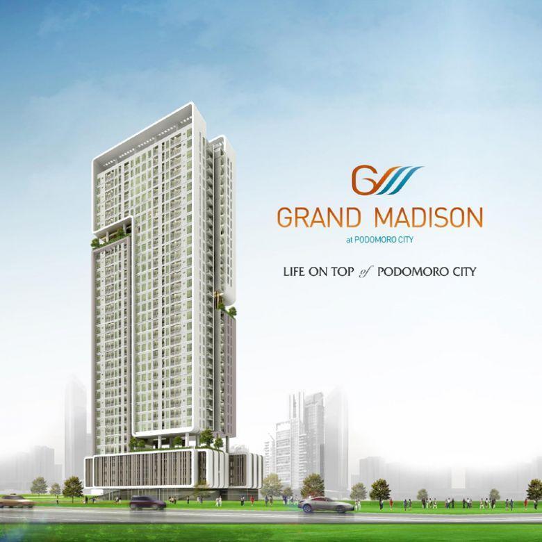 Apartemen Grand Madison 3 BR Lantai 37 - Tanjung Duren (MP3694FI)