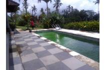 Villa di Tanah Seluas 3000m2, Tegallalang, Ubud