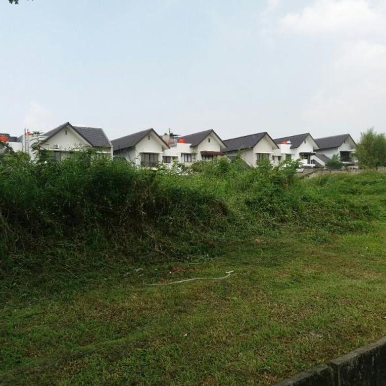 Dijual Tanah Kavling Cocok Untuk Komersil di Bogor Nirwana Res