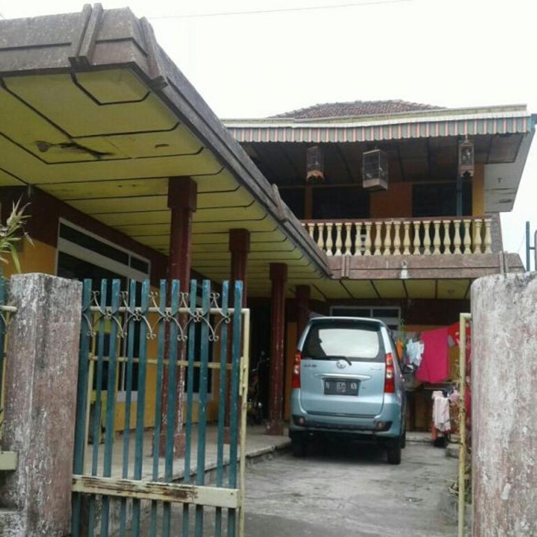 rumah second 2 lantai murah banget di batu jatim