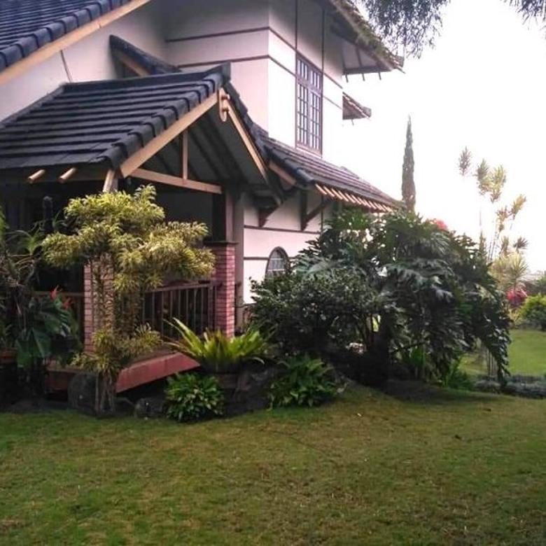 Miliki Villa Idaman Harga Aman di Cipanas