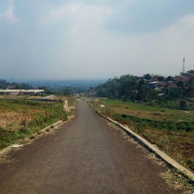 Tanah Murah View Indah, Bandung Utara, 82m Ciwaru Ujung Berung