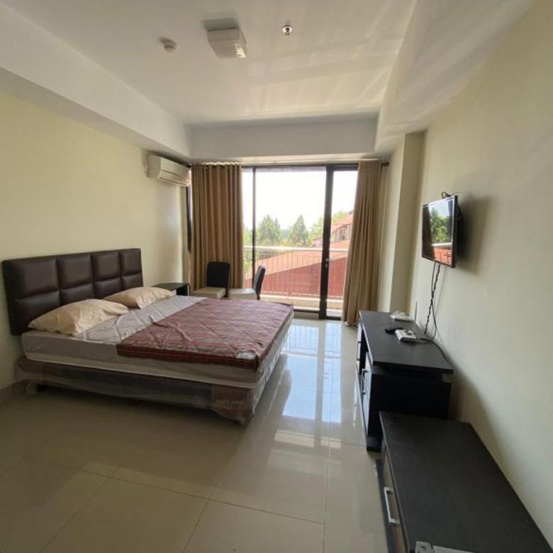 Studio 30 m2 Lt 1 Apartemen BEVERLY DAGO RESIDENCE  Bandung