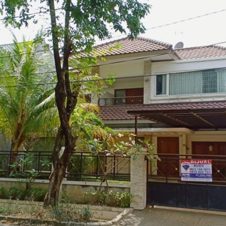 Rumah Jl Parangtritis , Ancol Barat Jakarta Utara