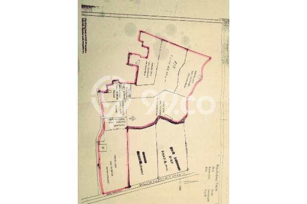 Tanah strategis pinggi jalan raya provinsi parung ciputat 17795153
