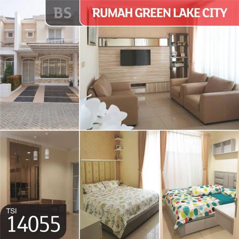 Rumah Green Lake City, Cluster Europe, Tangerang, 6x15, 2Lt, S