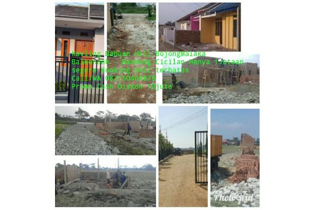 Rumah minimalis Bandung Selatan, Beli rumah 100 juta an dapat diskon 10 jut 13701319
