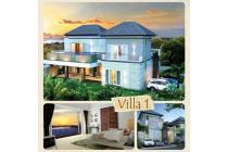 Dijual Villa Baru Nyaman Dapat View Benoa di Nusa Dua Bali