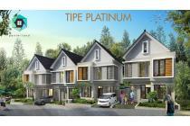Rumah baru modern minimalis dekat ITB Dago 2 lantai view Bandung 800Jt KPR