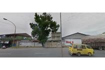 Gudang di Jalan Yos Sudarso Km 10 ( Dekat Growth Sumatra )