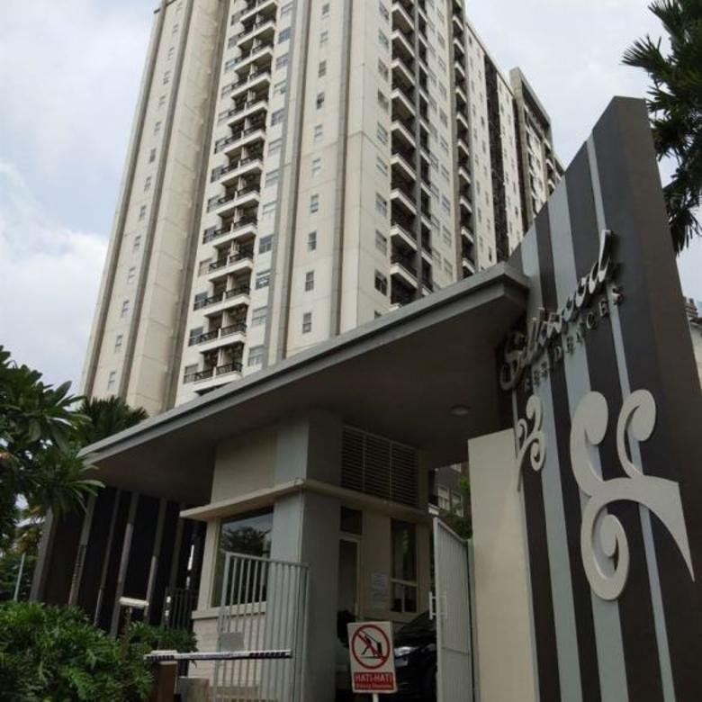 2BR Apartemen  Silkwood Residence Alam Sutera