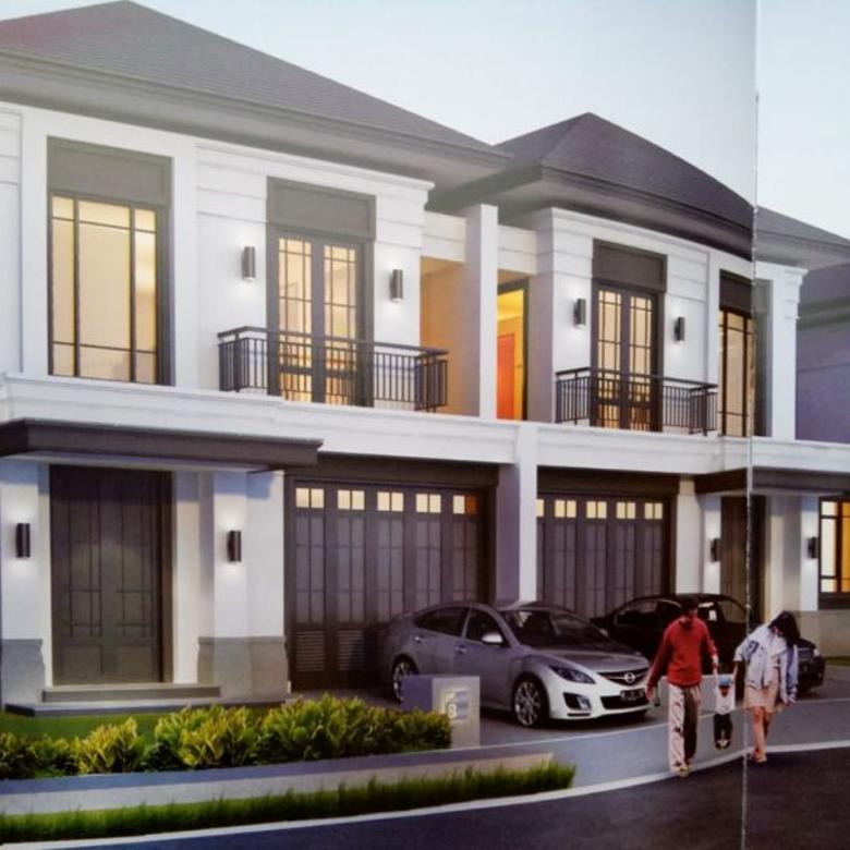 Dijual Rumah Cluster Mewah Aman Nyaman Di Tanjung Barat Jaksel