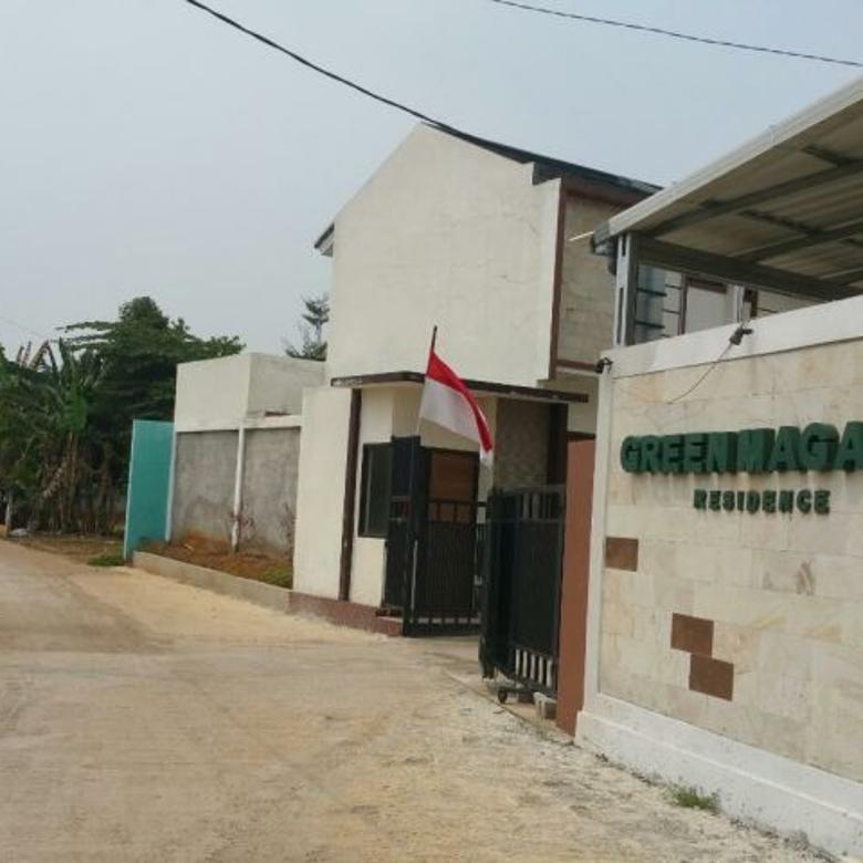 Rumah KPR Dekat Umpam Akses Tol BSD