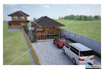 Villa 2 Lantai Lengkap Dengan Kolam Renang Megah